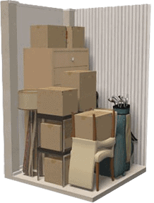 5u0027x5u2032 Storage Unit (25 Sq. Ft.)