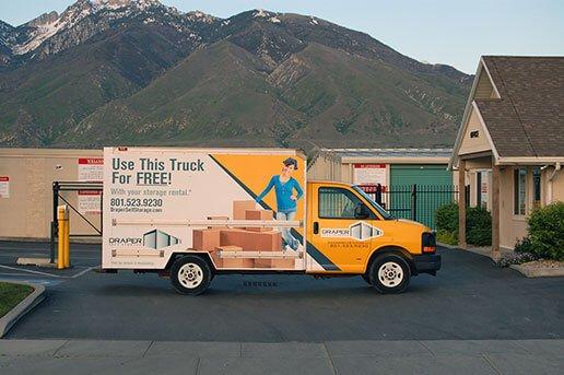 With Your Storage Unit Rental In Draper, UT